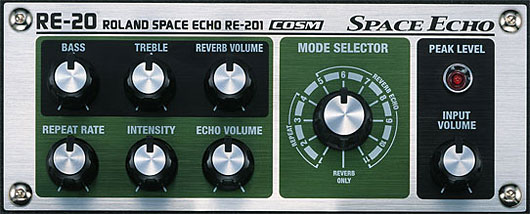 RE-20: Space Echo (Photo)