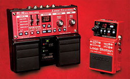 RC-30 and RC-3: Loop Stations (Photo)