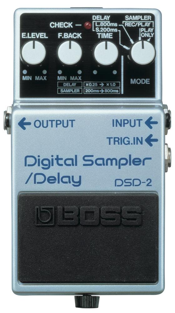 History of BOSS Delay: DSD-2