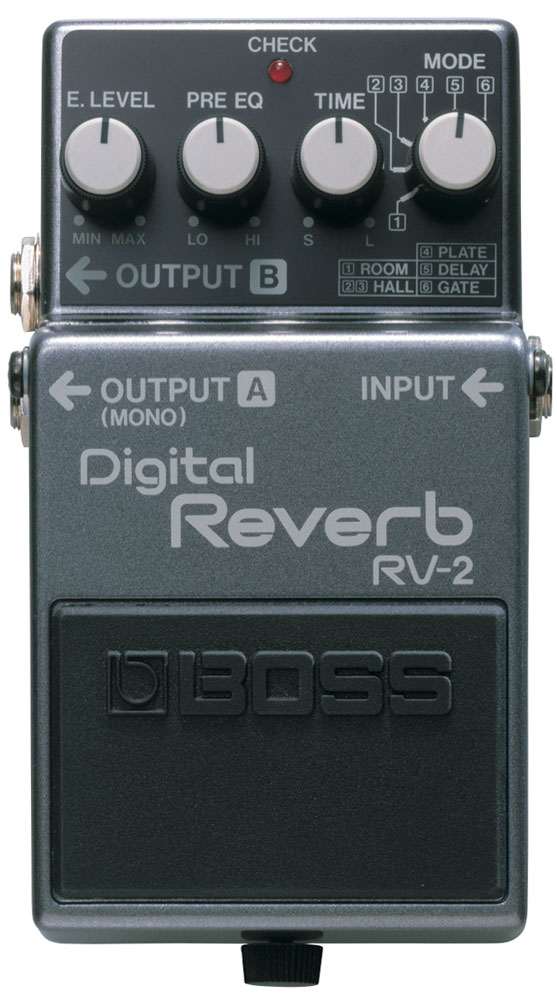 Echoes In Time The History Of Boss Delay Pedals Boss U
