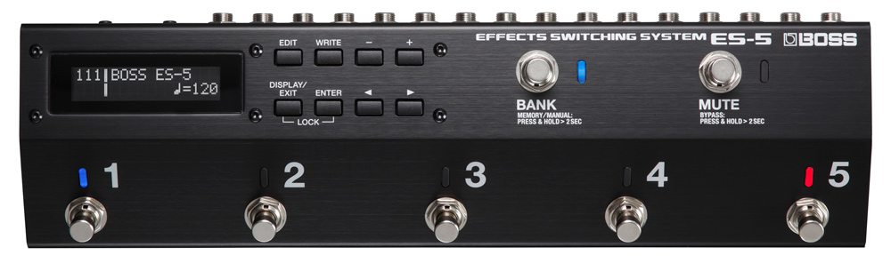 ES-5 Effects Switching System
