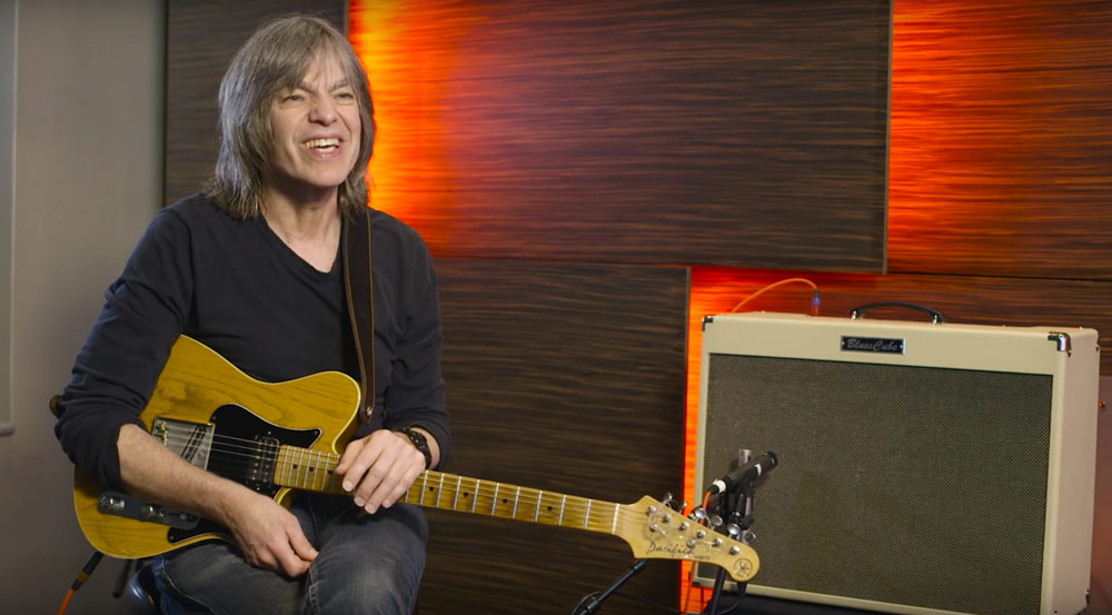 Mike Stern and BOSS