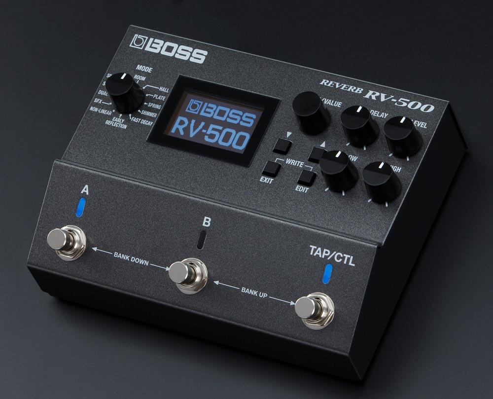 BOSS RV-500 Reverb.