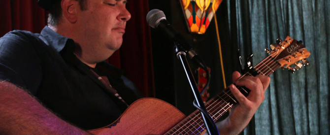 How To Amplify Your Acoustic To Play Live